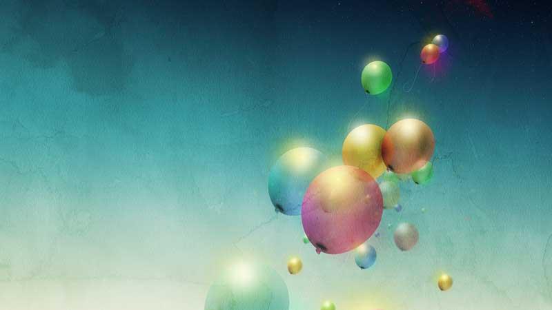 Balloon-Wallpaper