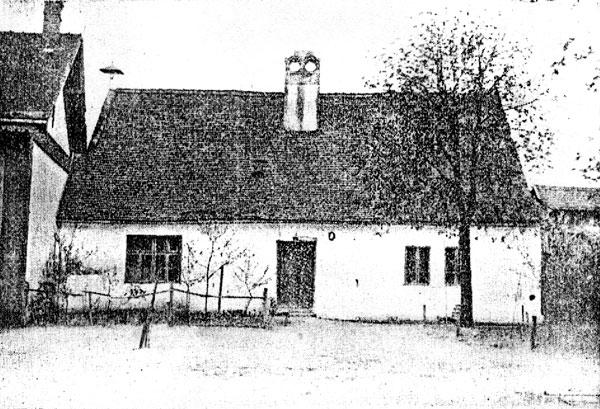 Secția românească a teologiei vechi din Vârșeț